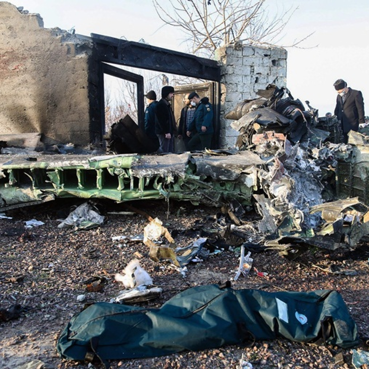 All onboard passengers killed in Ukrainian airplane crash: Report