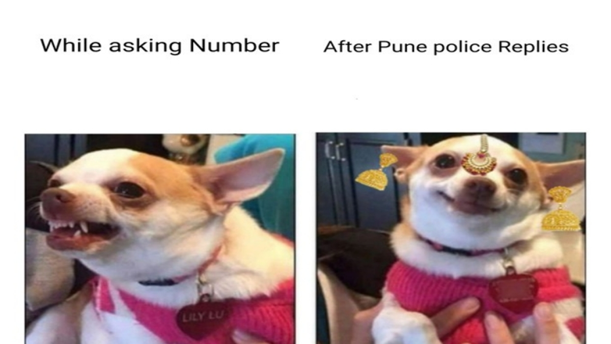 Twitter hails Pune Police for its punny response to user who asked them for a woman's phone number
