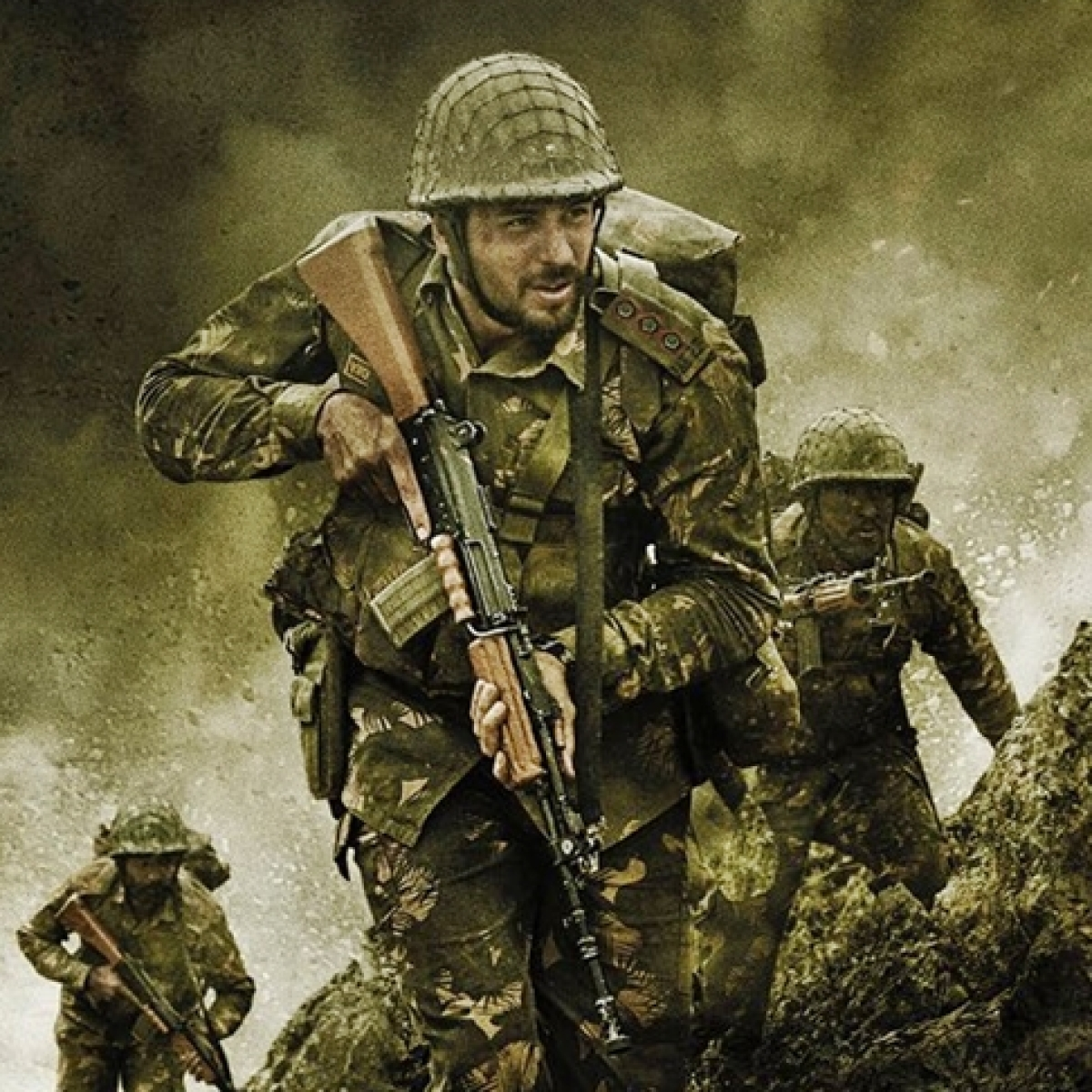 Makers of 'Shershaah' unveil first poster on Sidharth Malhotra's birthday