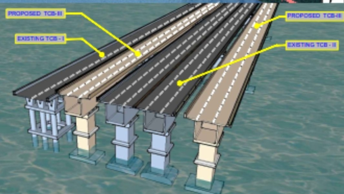 Thane Creek bridge III project cost likely to escalate by 5%