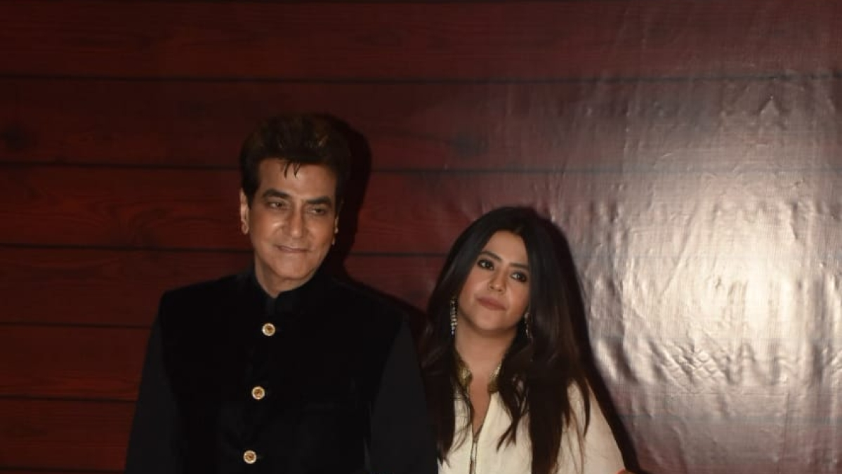 Jeetendra to make OTT debut in daughter Ekta Kapoor's 'Baarish'