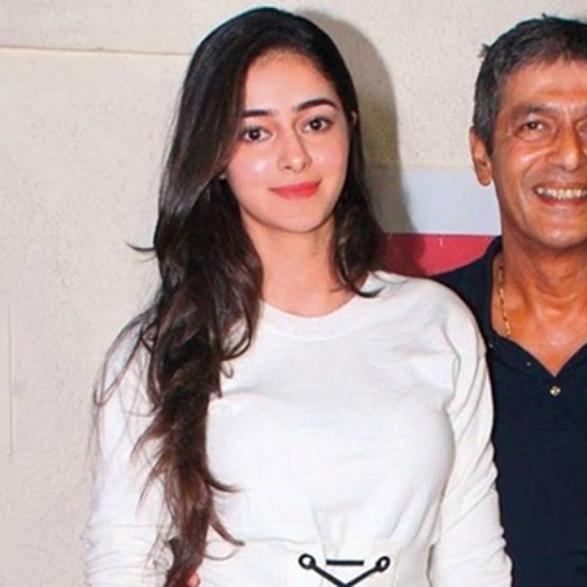 Chunky Pandey says daughter Ananya Panday should stop taking his name after massive trolling