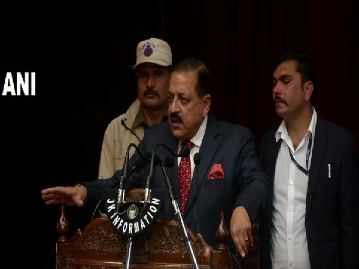 'Govt's will deport Rohingyas from the country next, CAA doesn't include them', says MoS Jitendra Singh