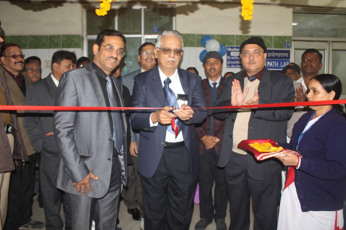 GM ECR inaugurates 11th Foundation Day celebrations