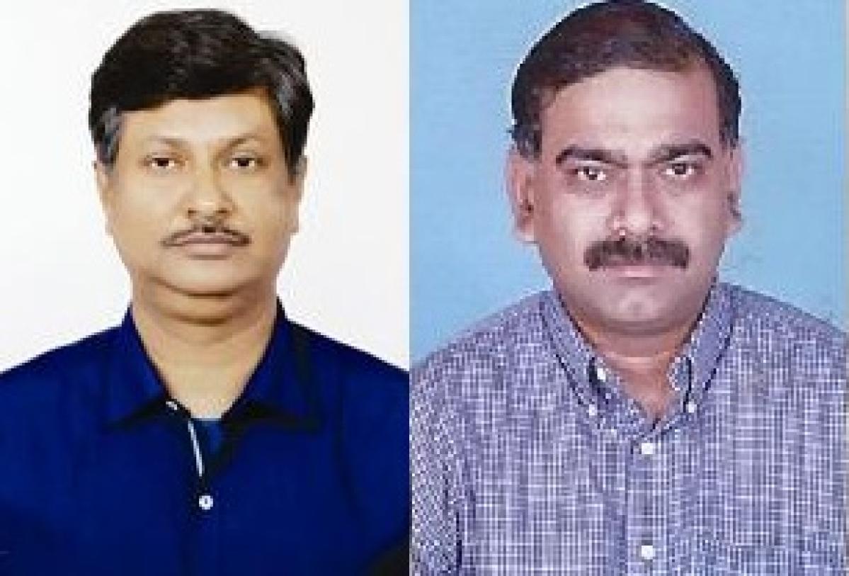 M.K. Sharma & P.B. Mani take charge as Insurance Commissioner, while R.K. Gautam & Pranay Sinha take charge as A.C. & R.D. in Gujarat & Maharashtra