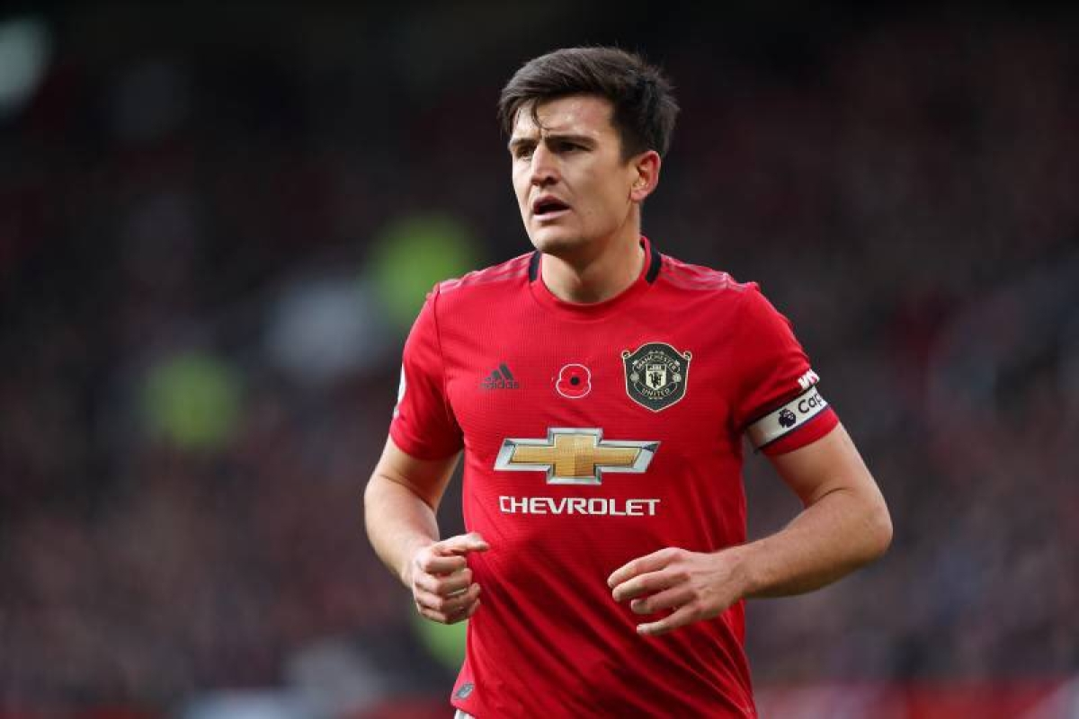 Six months after joining Man Utd, Harry Maguire made club captain