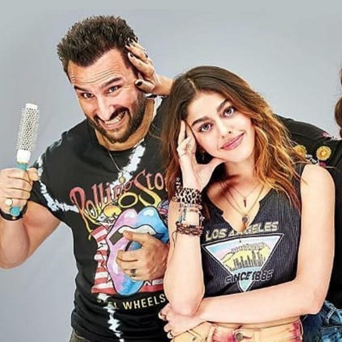 Jawaani Jaaneman trailer: Saif Ali Khan, Tabu's quirky rom-com out all set to tickle your funny bones on Jan 31