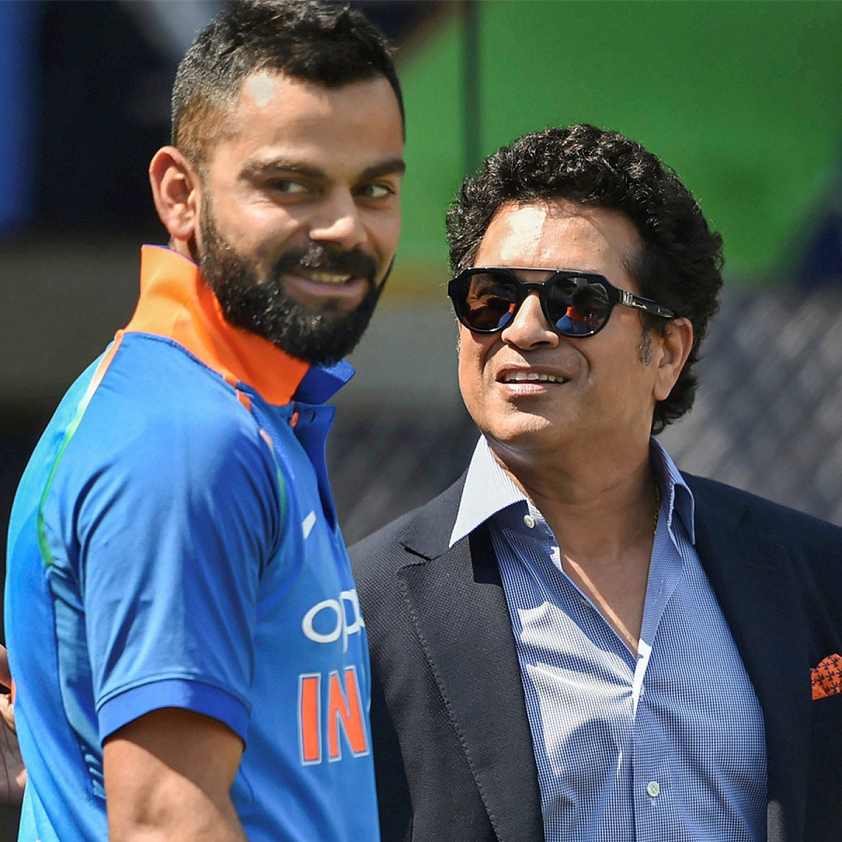 In God's company: Virat Kohli one century away from matching Sachin Tendulkar's record