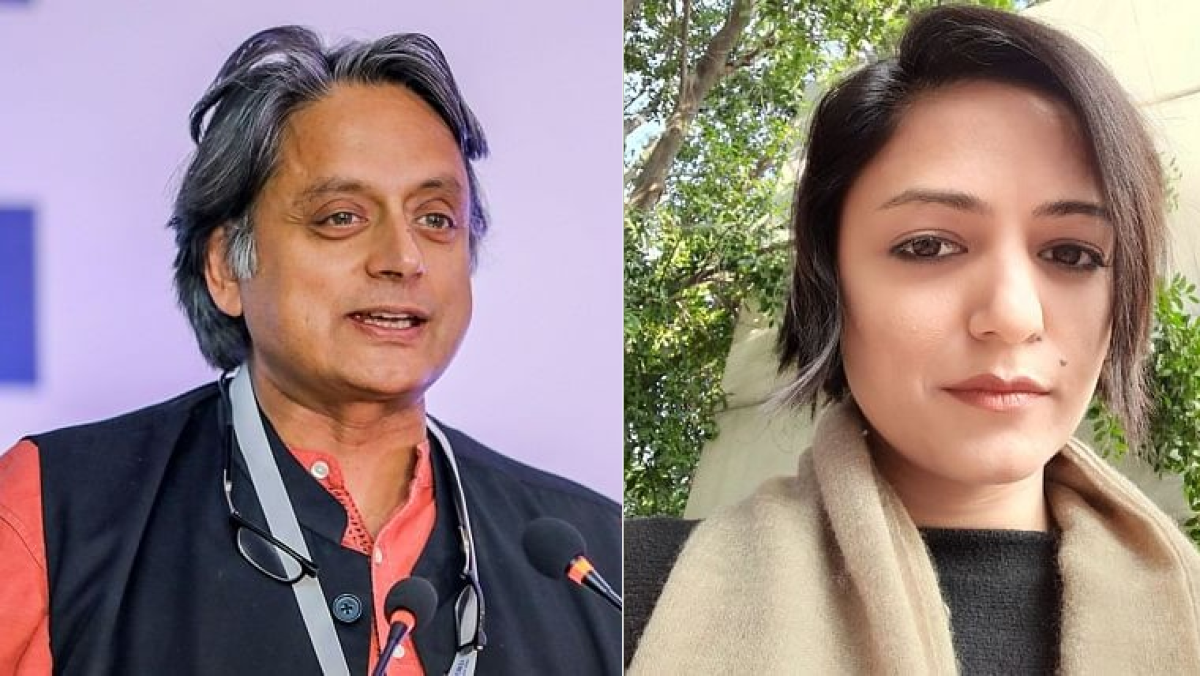 'Why I am a Hindu and why you aren't allowed to be Muslim': Shehla Rashid once again taunts Shashi Tharoor