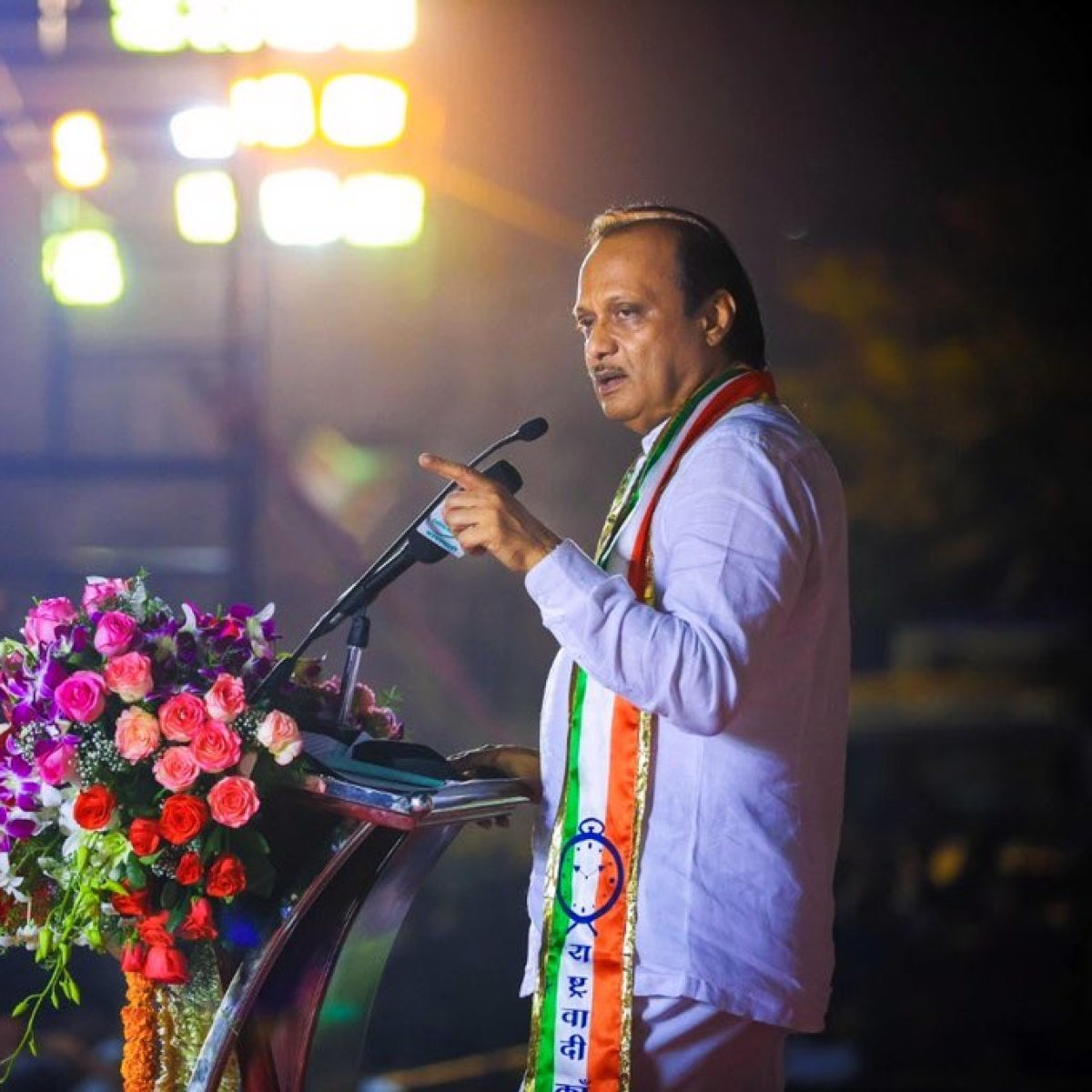 Saheb was CM four times, why can't I be the Deputy CM then?: Ajit Pawar