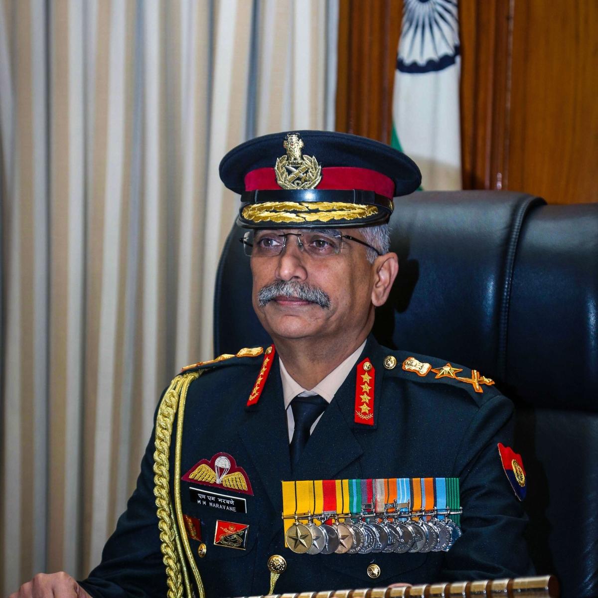 LAC tense, be ready warns Army Chief Manoj Mukund Naravane