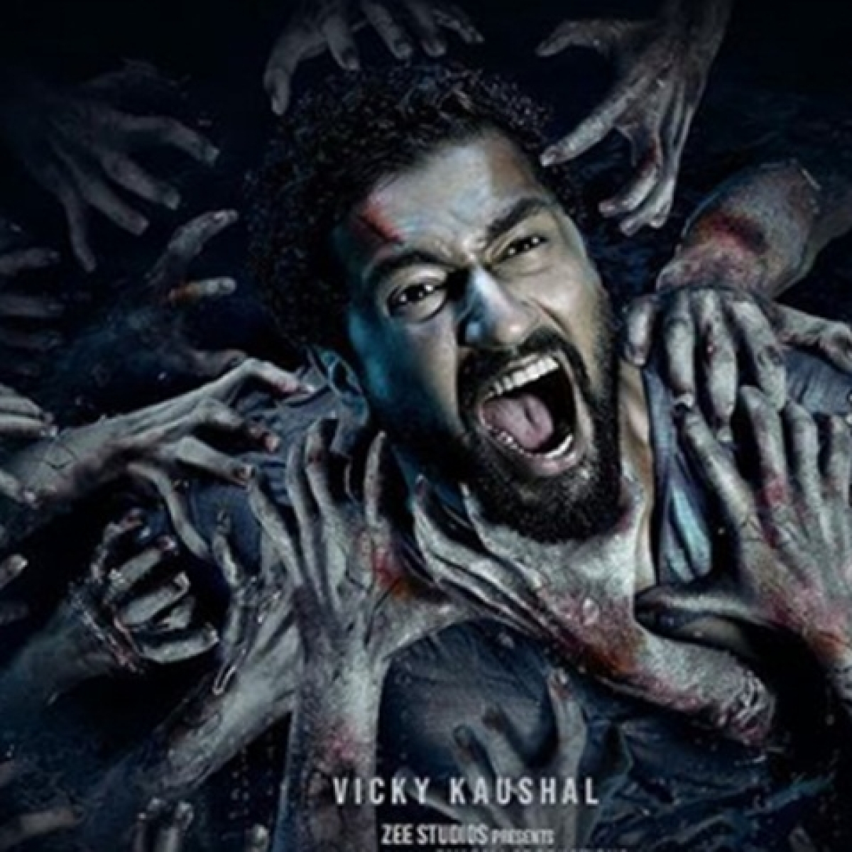Vicky Kaushal drops new spooky posters of 'Bhoot Part One: The Haunted Ship'