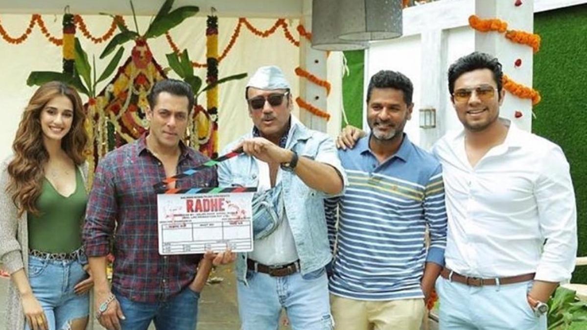Never imagined I'd work with Salman Khan again: Disha Patani on 'Radhe'