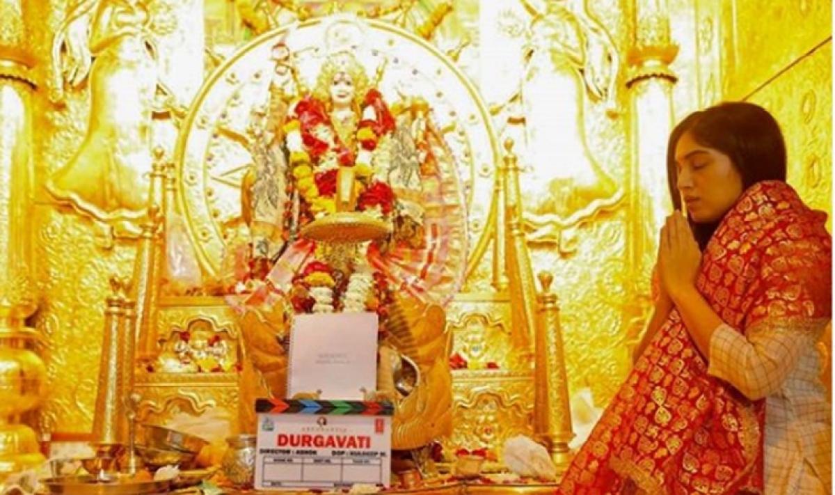 Bhumi Pednekar starts shooting for Akshay Kumar's horror-thriller 'Durgavati'