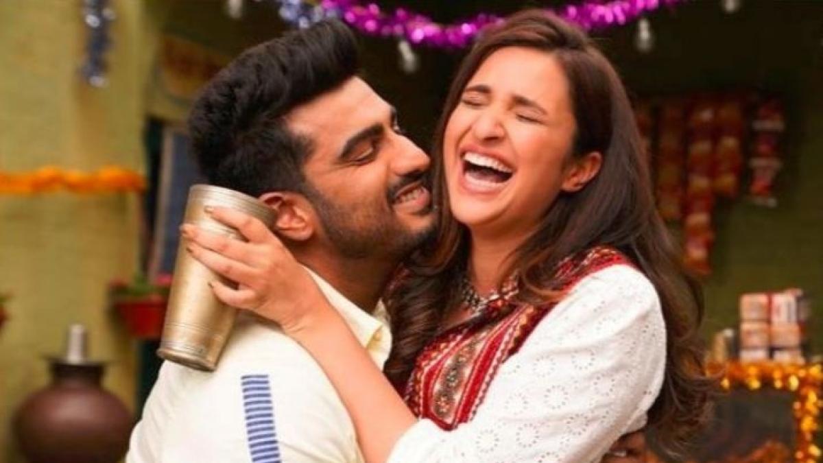 Parineeti Chopra reacts hilariously on Arjun Kapoor's new picture