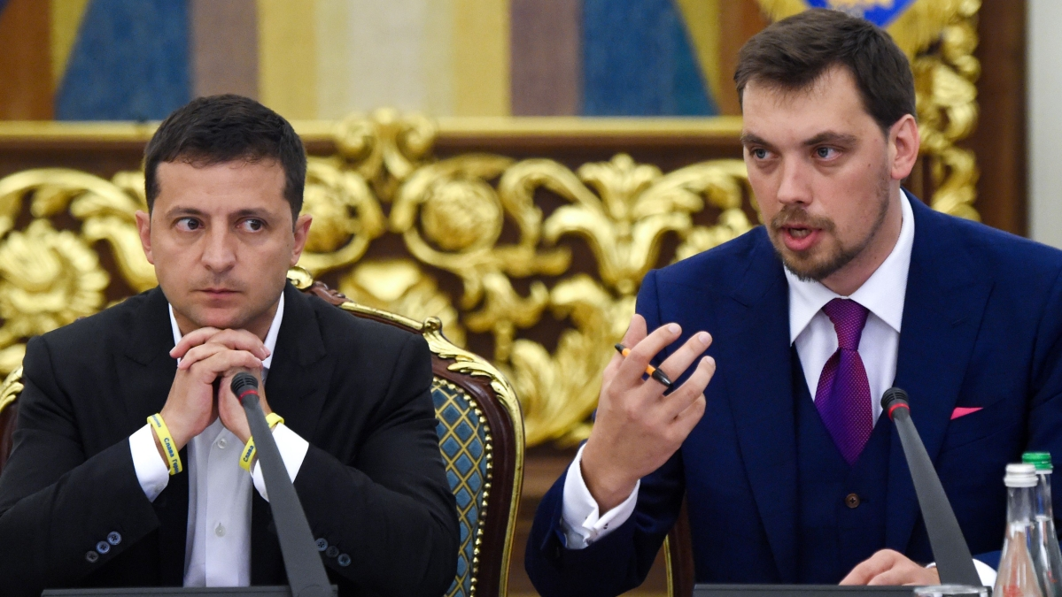 Ukraine PM offers to resign after leaked recording