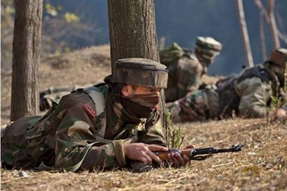 Local militant killed in encounter with security forces in south Kashmir