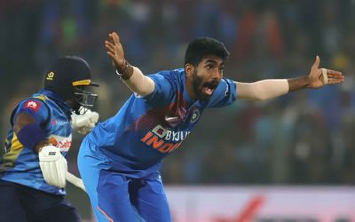 Jasprit Bumrah overtakes Chahal and Ashwin to become India's highest wicket-taker in T20I