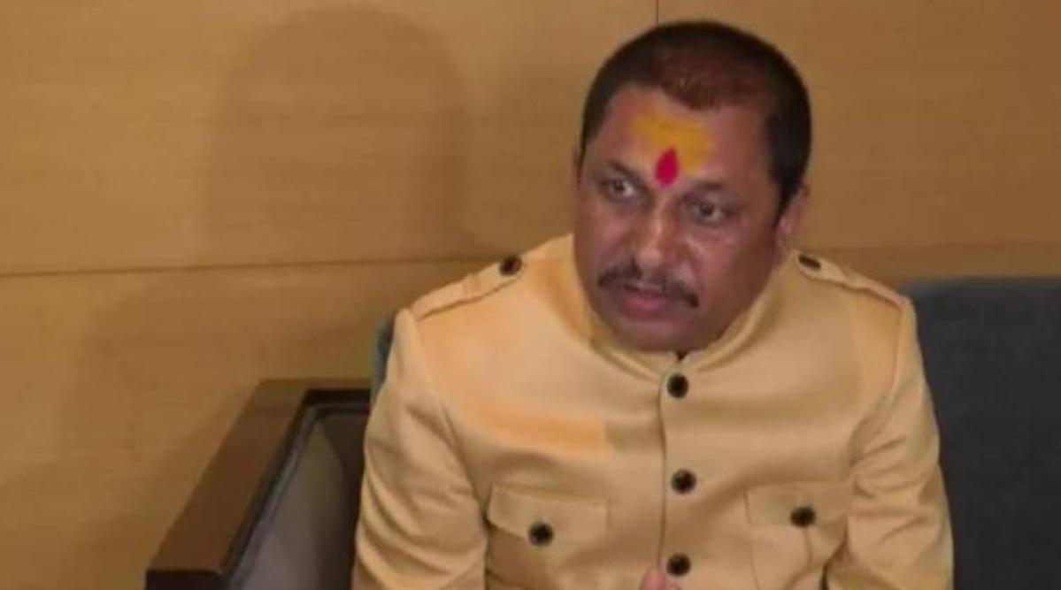 Bhopal: Now, BJP MLA Narayan Tripathi disagrees with CAA