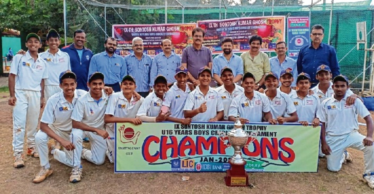 Santosh Kumar Ghosh Trophy: Police Gymkhana conquer