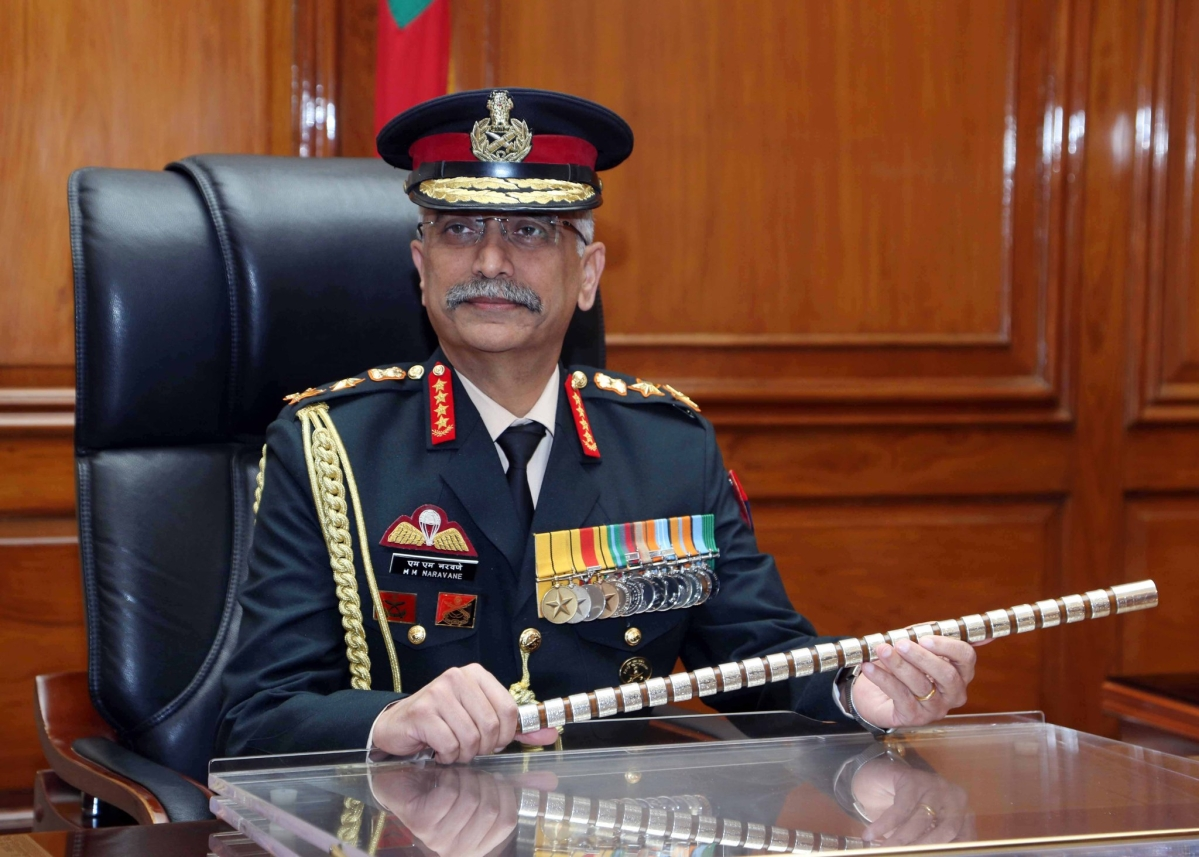 Indian Army chief's remark 'irresponsible': Pak