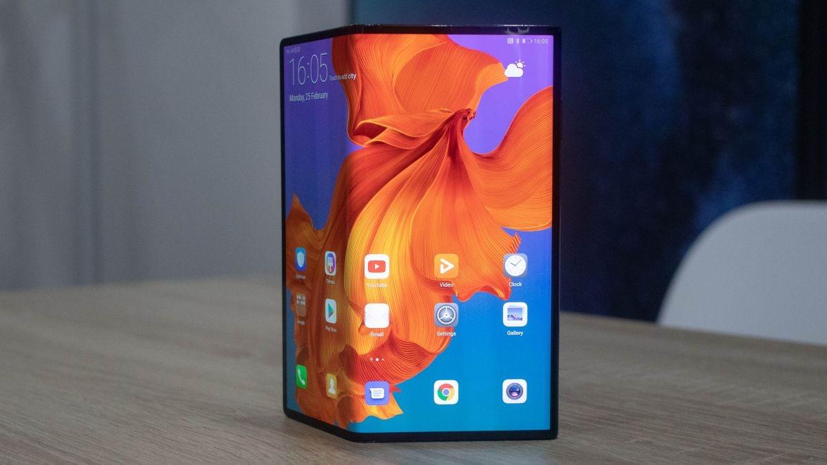 Xiaomi patents foldable smartphone similar to Huawei Mate Xs