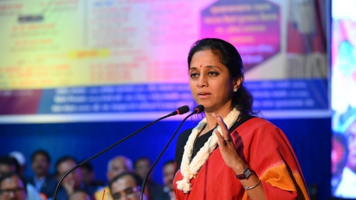 Elgar Parishad-Bhima Koregaon case: NCP's Supriya Sule says anyone who speaks against govt called 'anti-national'