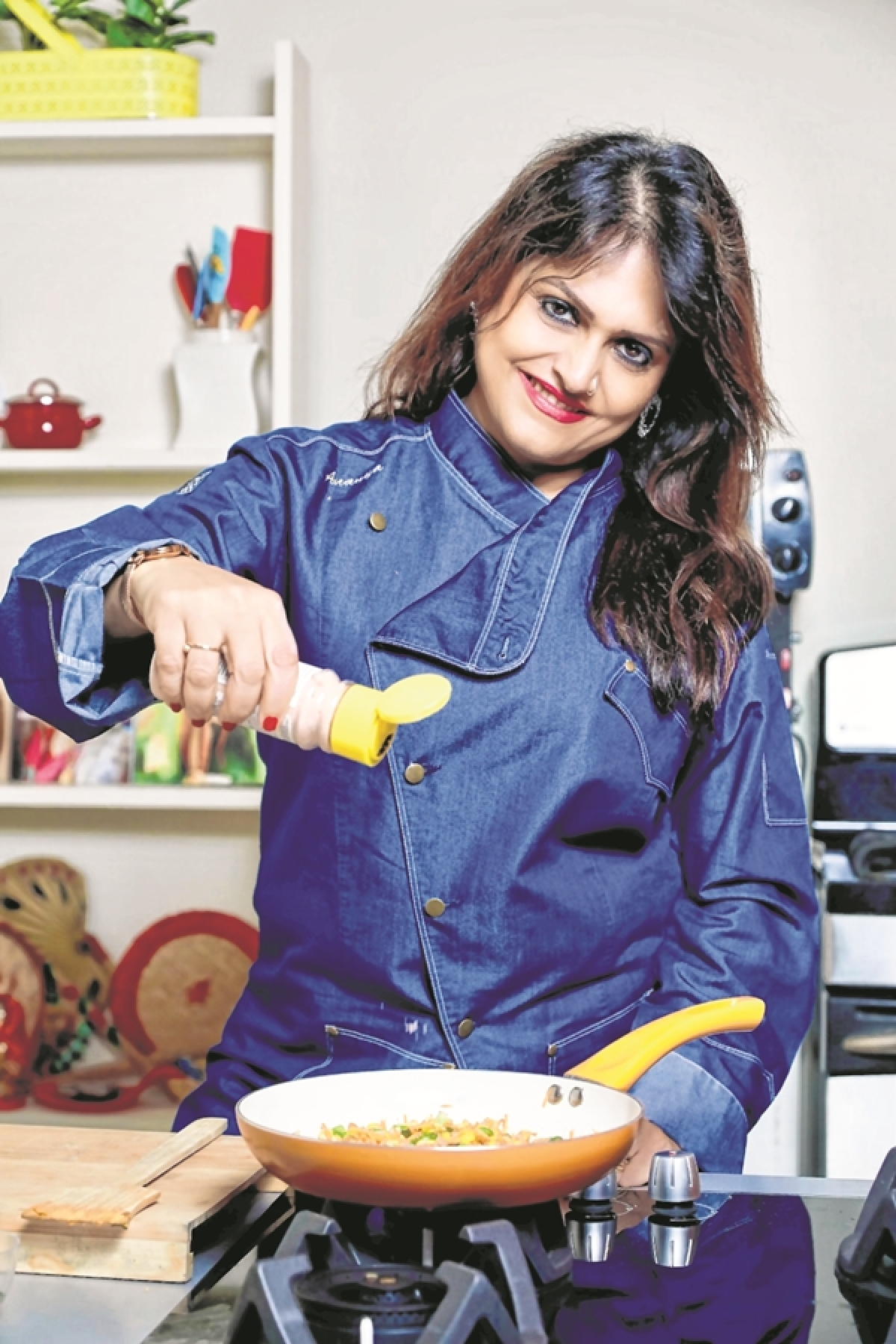 'Khichdi is the most comforting food for me': Celebrity chef Ananya Banerjee