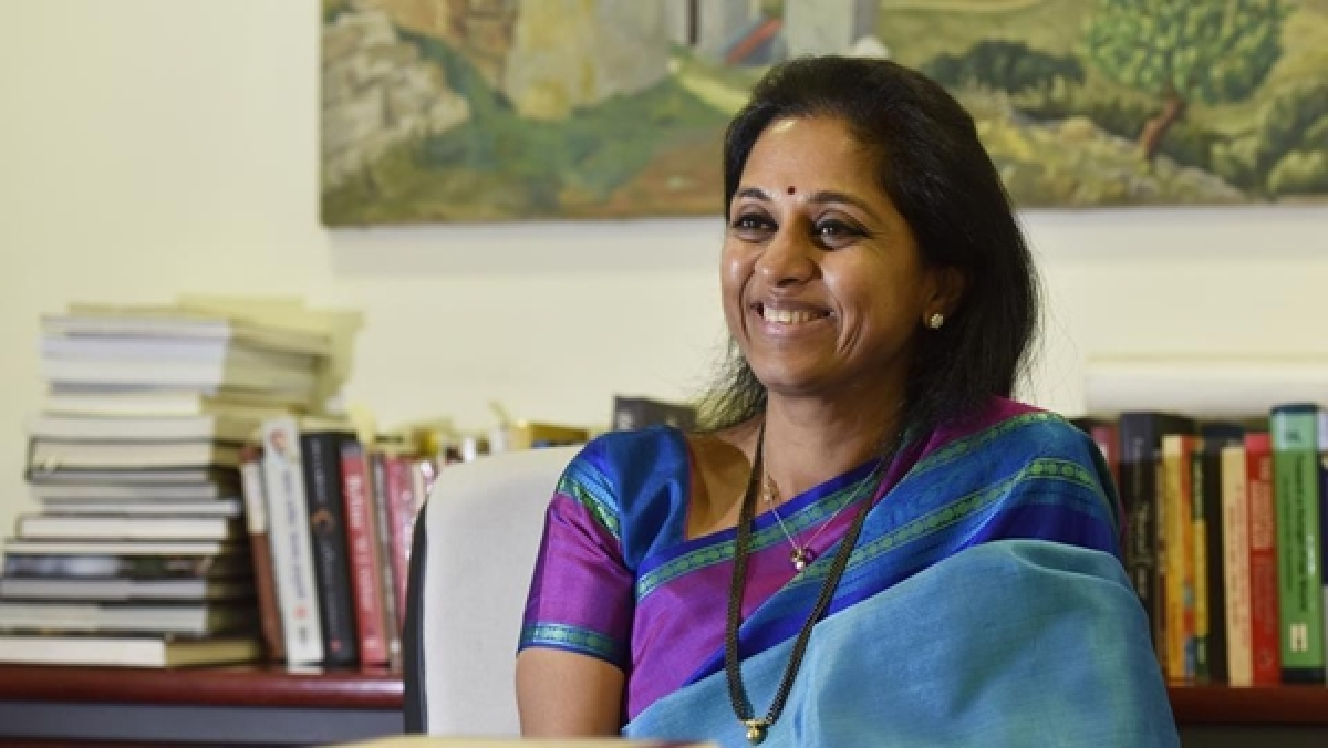 Supriya Sule bags Maha Ratna, 2020 Ratna Awards for best performance in Parliament