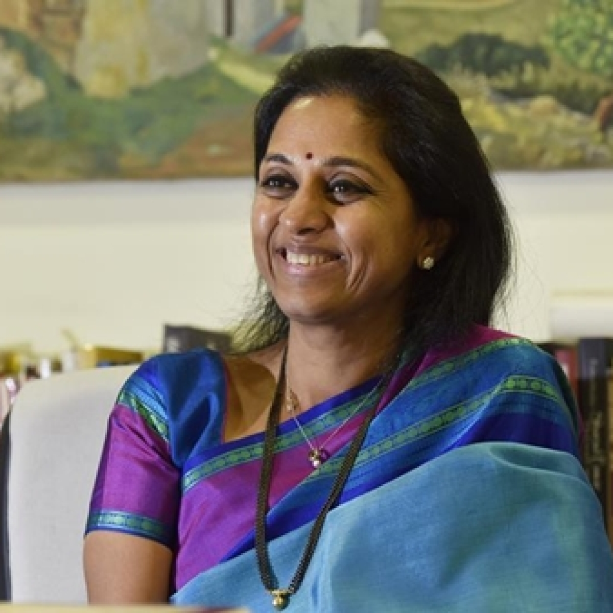'PM Modi, Amit Shah giving contrasting statements on NRC': Supriya Sule questions if both are not on talking terms