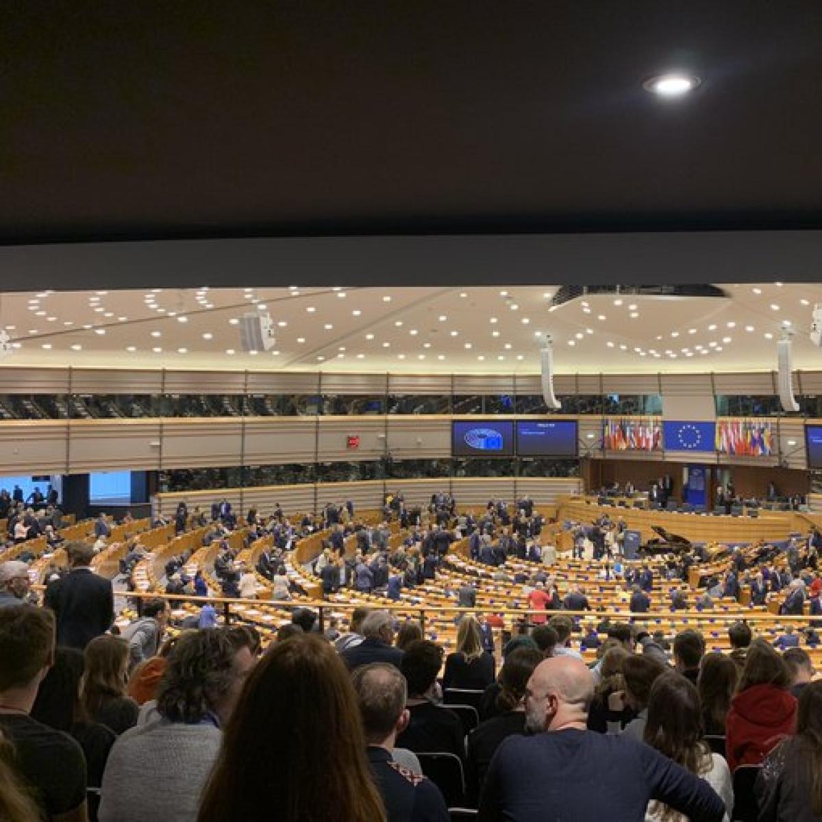 FPJ Edit: On back foot in EU Parliament