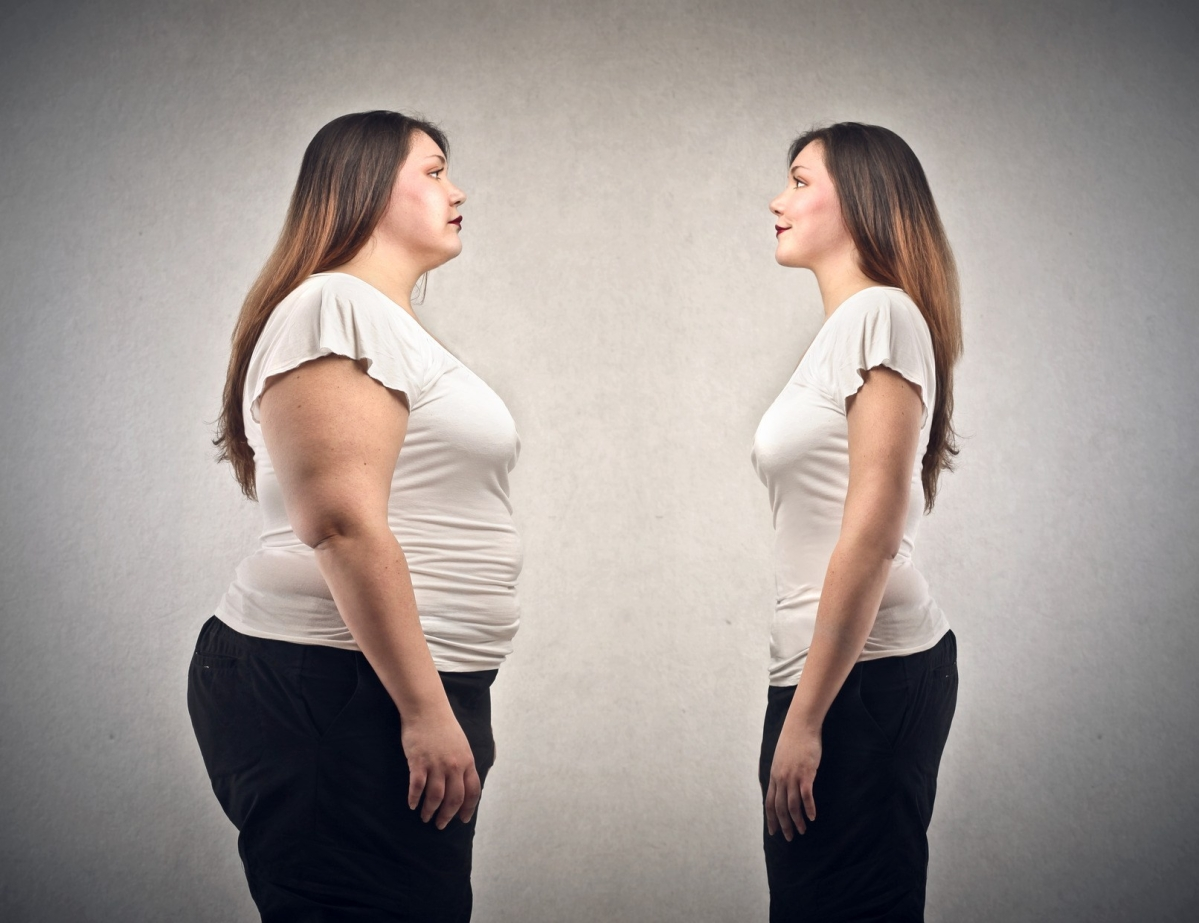 How about running 'backwards' from fat to fit
