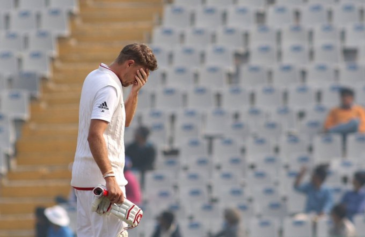 Joe Root as picked up a stomach bug and missed practice on Sunday ahead of the third Test against South Africa.
