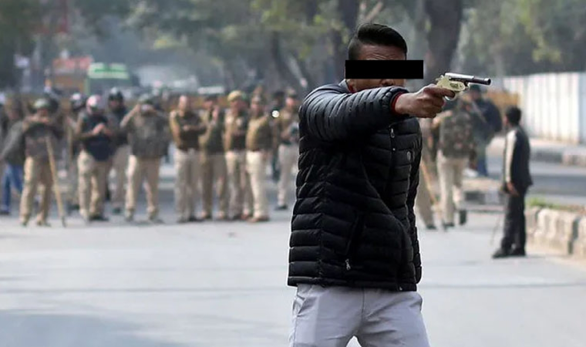 Jamia firing: 17-year-old shooter sent to 14-day protective custody