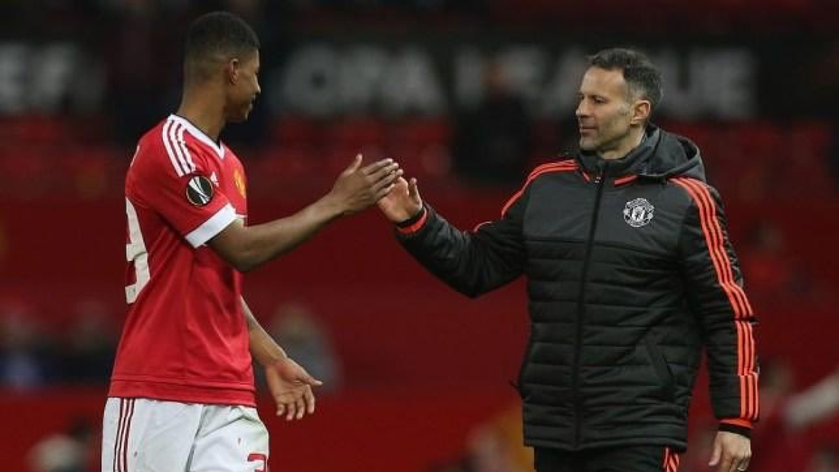 After Best & Giggs, Marcus Rashford becomes 3rd youngest player to play 200 games at Man Utd