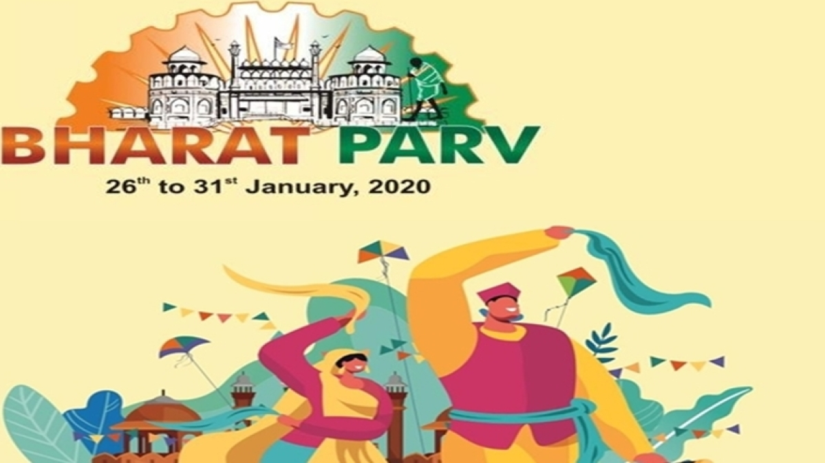 Along with tableaux, the event also features special band performances by all three armed forces and in a way extends the Republic Day celebrations for visitors at the Bharat Parv.