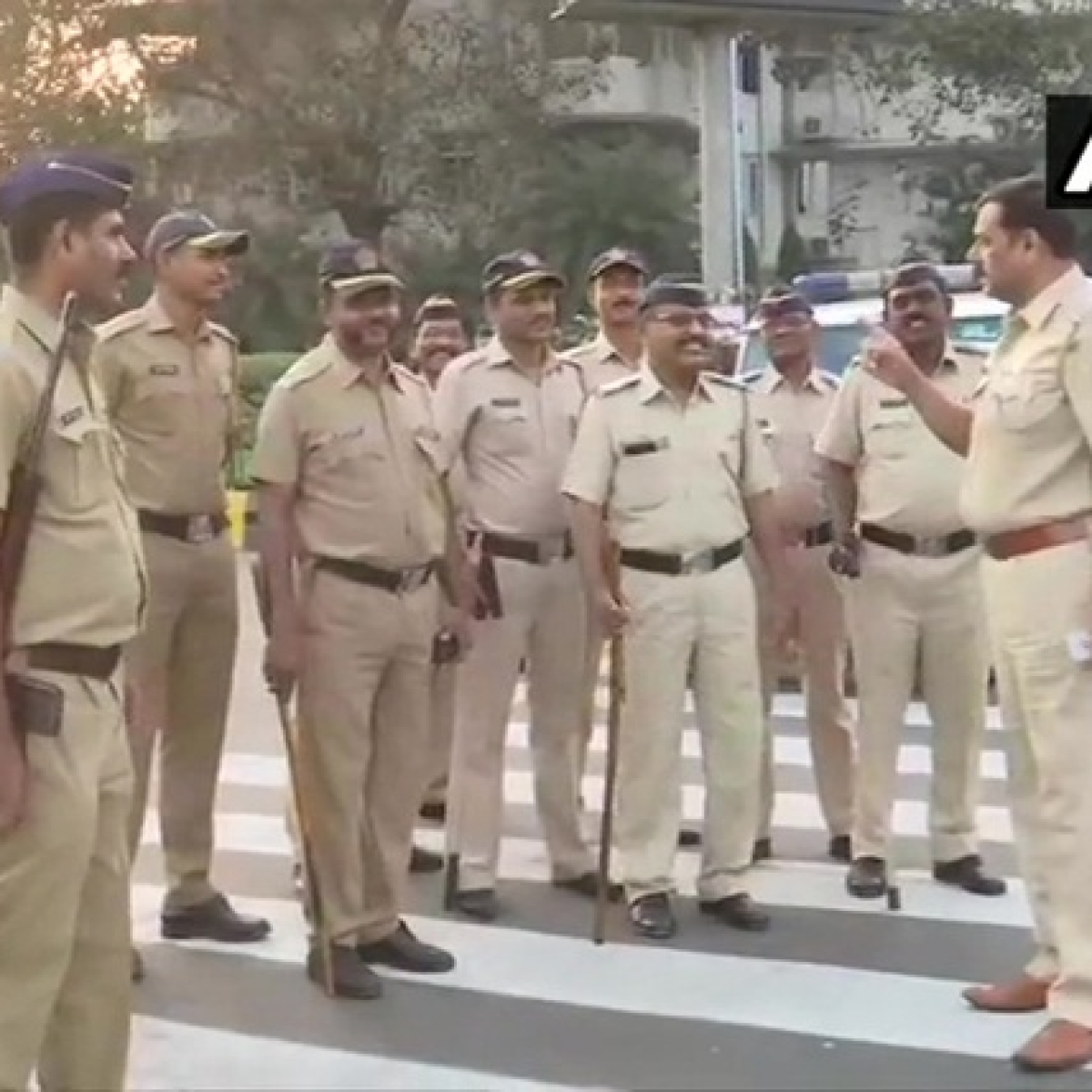 Security beefed up in Mumbai after Vanchit Bahujan Aghadi calls for 'Maharashtra Bandh' today