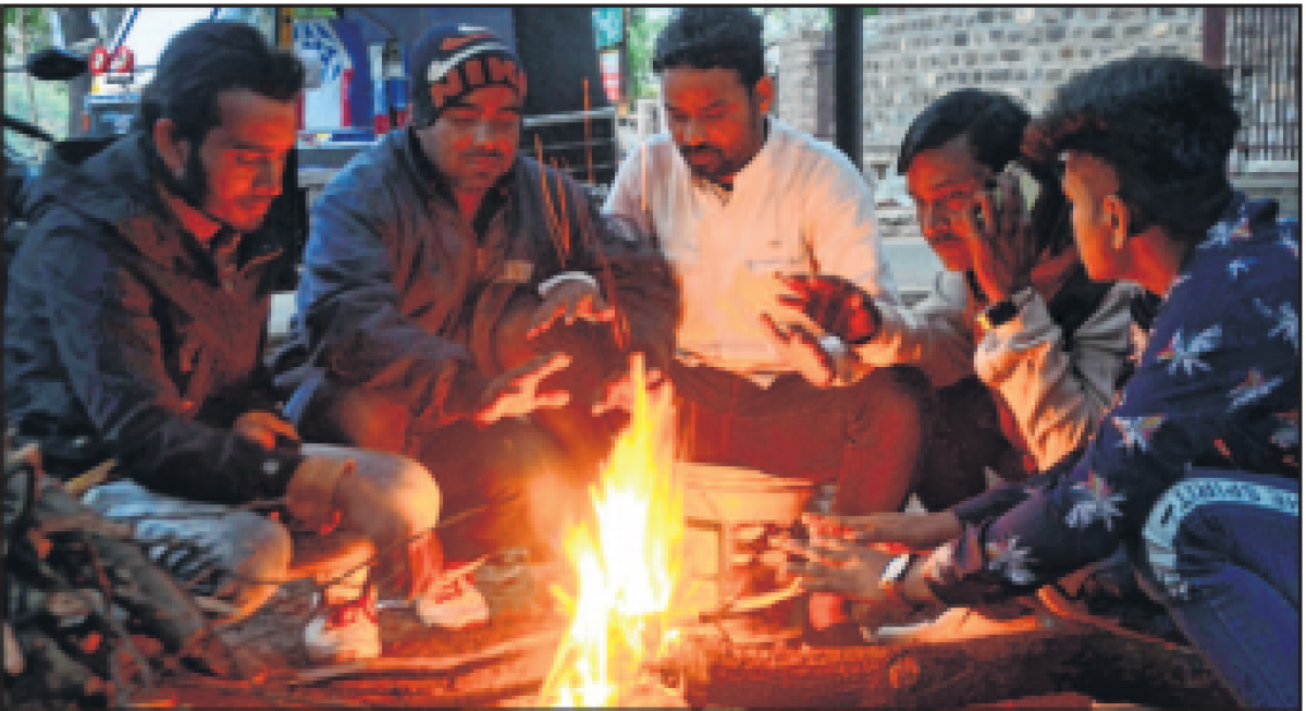 Madhya Pradesh: Several places in state record sharp drop in temp