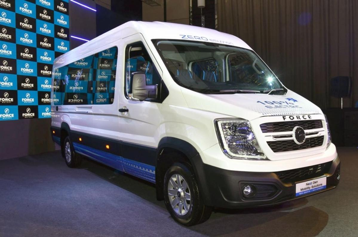 Force Motors plans Rs 600 crore capex to develop 2 new models