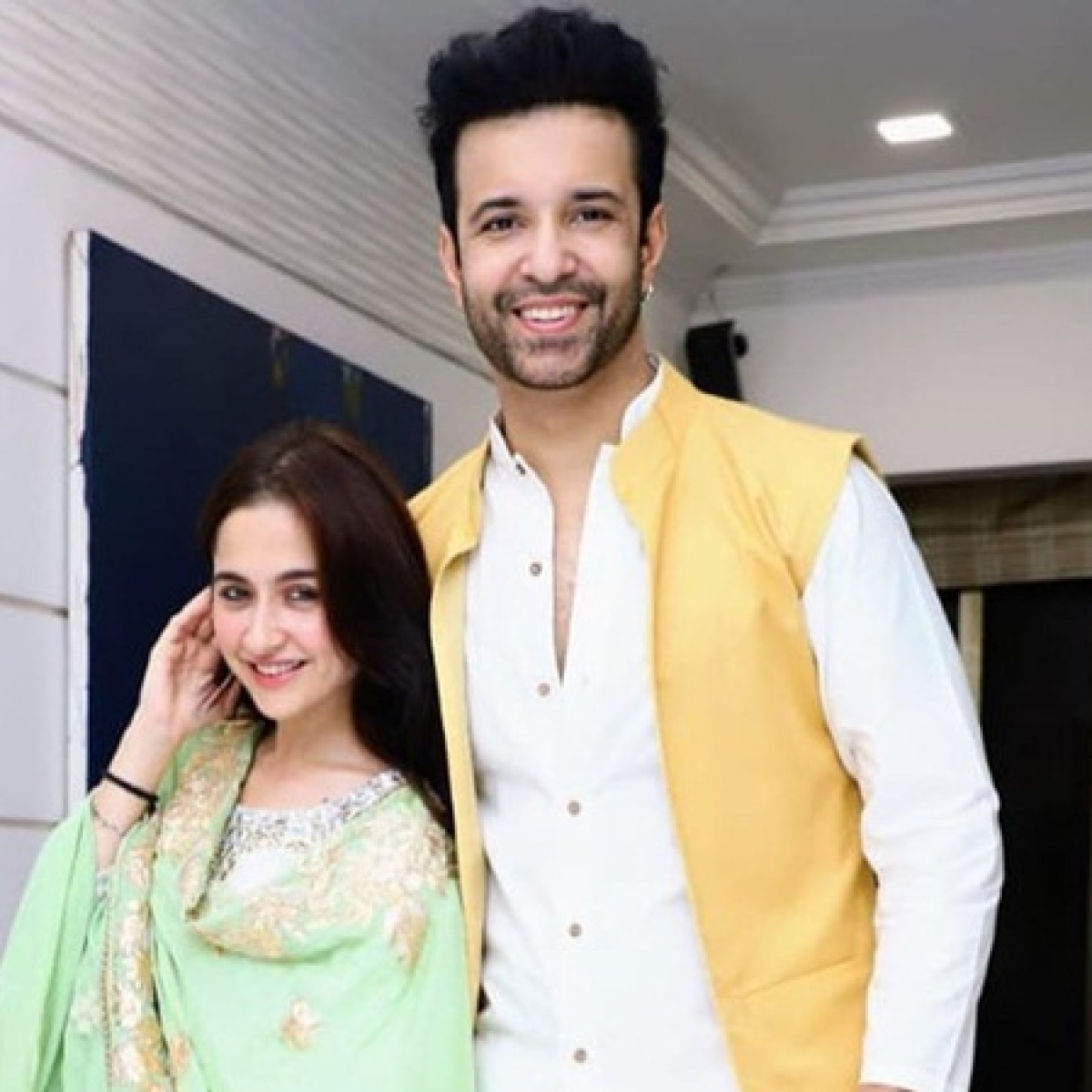 Aamir Ali, Sanjeeda Sheikh to part ways after 8 years of marriage?