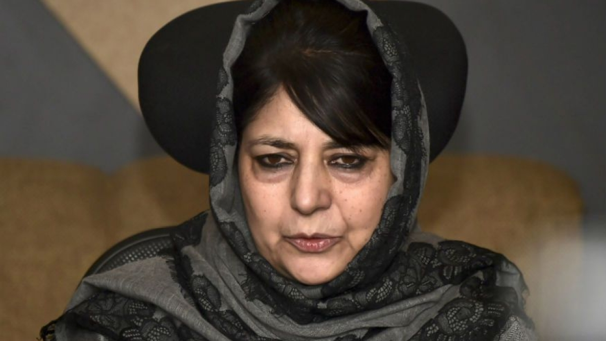 Jamia firing: India's transition from democracy to mobocracy seems complete, says Mehbooba Mufti