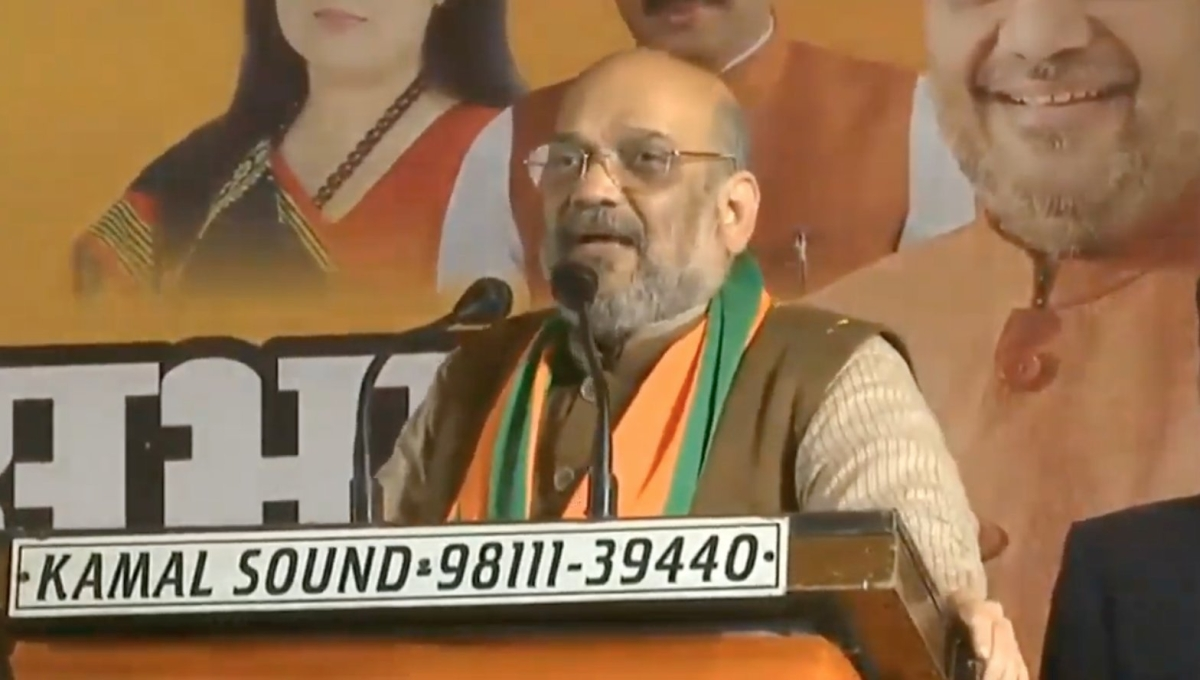 Shiv Sena agrees with Amit Shah, says Sharjeel Imam's words were dangerous