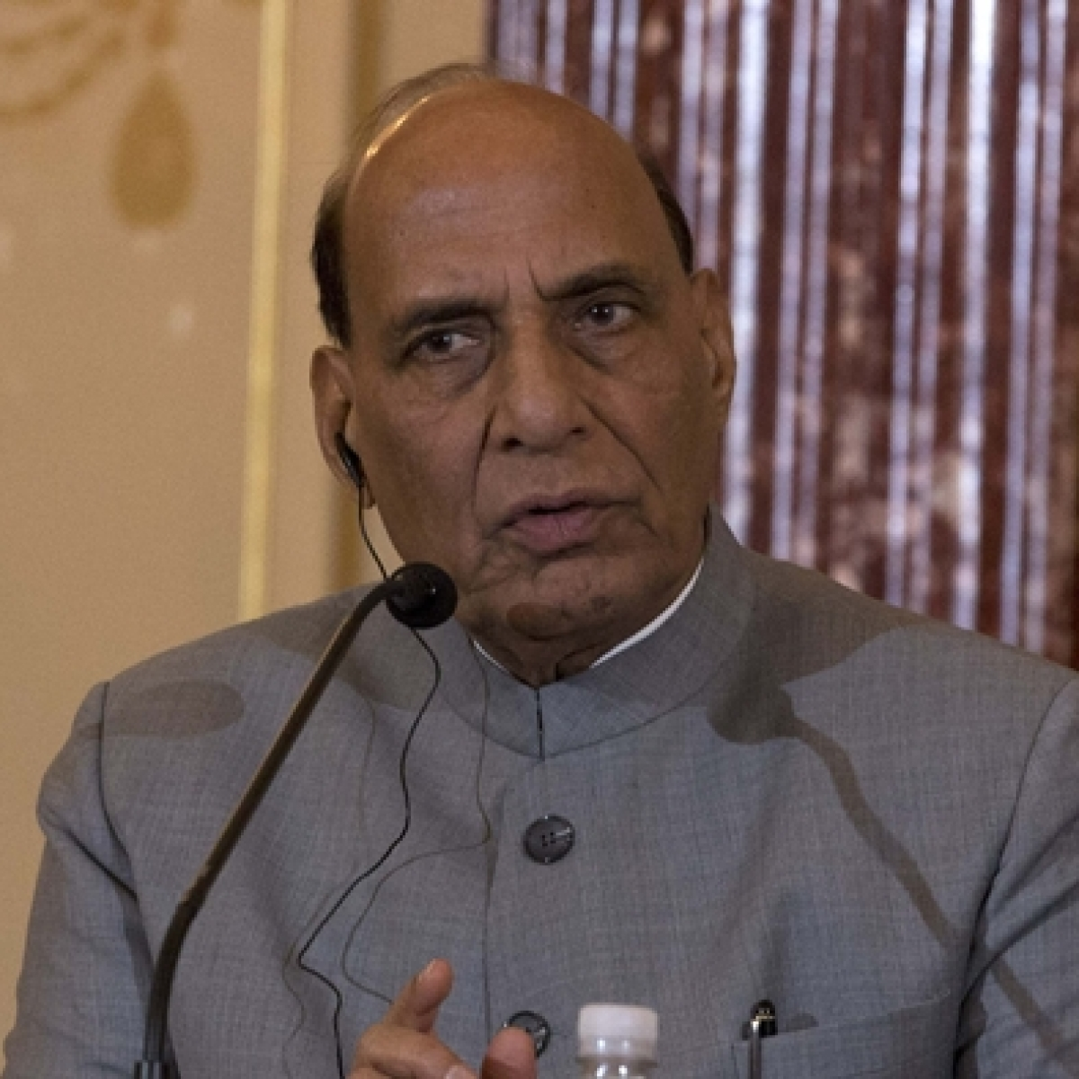 NDA committed to protect traders' interest, promote ease of doing business: Rajnath Singh