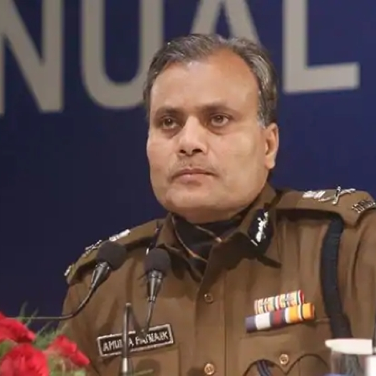 EC to decide on Delhi police chief Amulya Patnaik's service extension