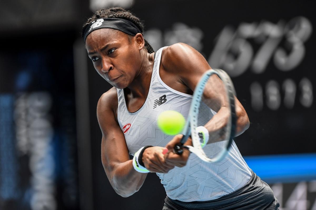 Australian Open: Naomi Osaka up for a Coco crunch