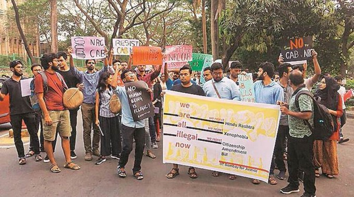"""IIT Bombay ask students to desist from """"anti-national, anti-social'' activities"""