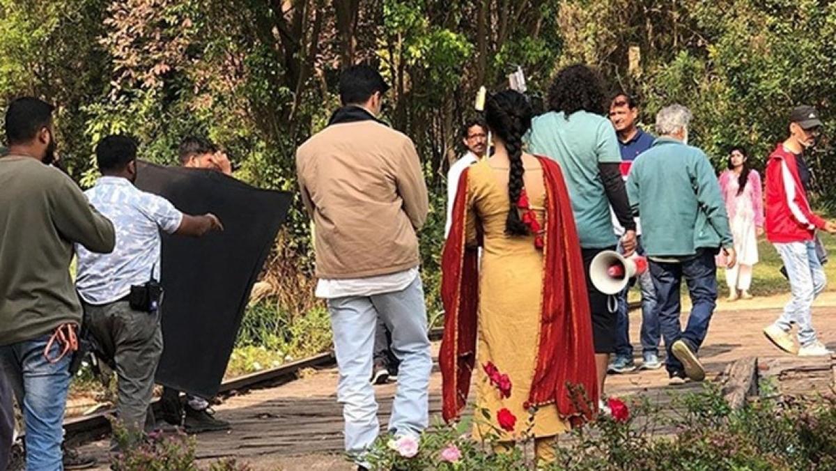 It's a wrap for Sidharth Malhotra and Kiara Advani's 'Shershaah'