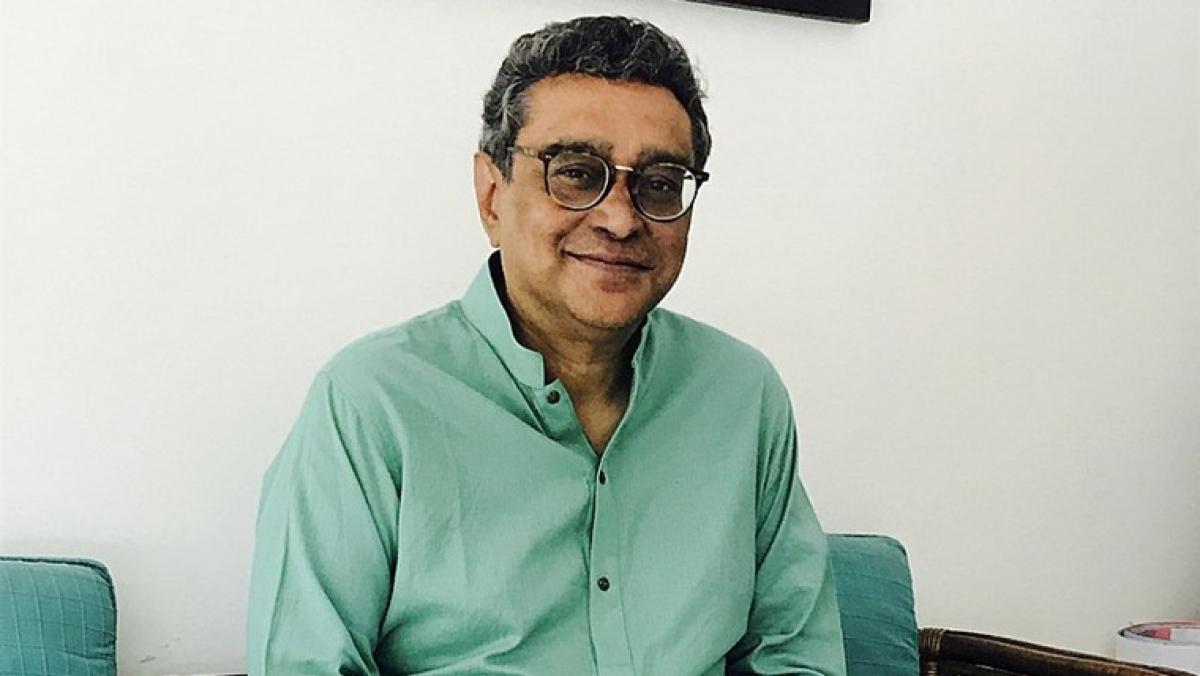 BJP Rajya Sabha MP Swapan Dasgupta