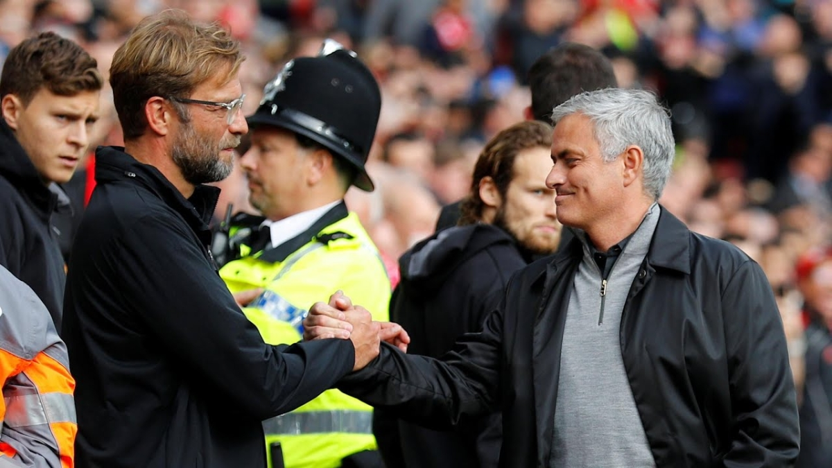 'Jose Mourinho is a world-class manager': Jurgen Klopp hails Spurs' gaffer ahead of PL clash