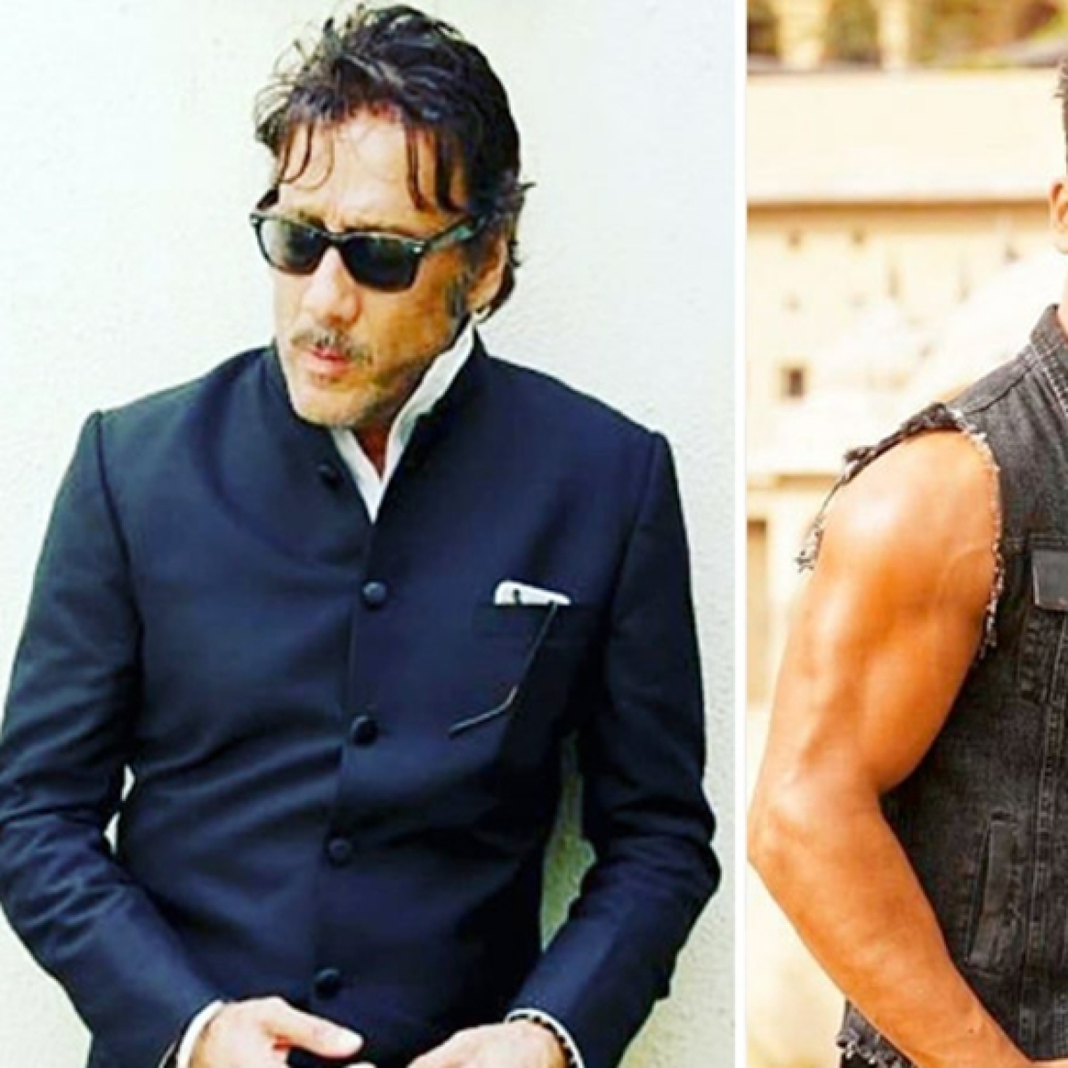 Real to Reel: Jackie Shroff to play Tiger Shroff's father in 'Baaghi 3'